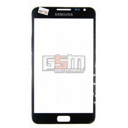 Скло дисплея Samsung I9220 Galaxy Note, N7000 Note, чорне
