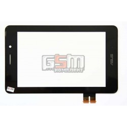 Тачскрин для планшета Asus FonePad ME371 MG, черный, #18100-07050800