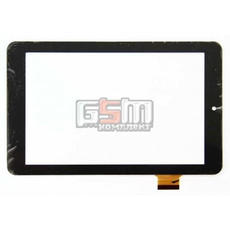 """Tачскрин (сенсорный экран, сенсор) для китайского планшета 7"""", 36 pin, с маркировкой TE-700-0045, F0488, 0493-V03, HH070FPC-009B"""