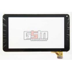 """Tачскрин (сенсорный экран, сенсор) для китайского планшета 7"""", 30 pin, с маркировкой TPC-51055 V3.0, для POINT OF VIEW MOBII 72"""