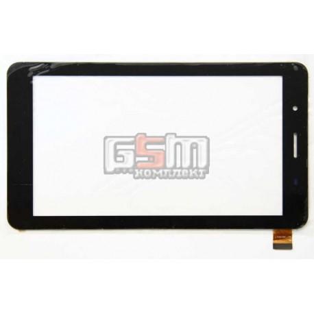 """Tачскрин (сенсорный экран, сенсор) для китайского планшета 7"""", 39 pin, с маркировкой LT70039E1_FPC, LT70039A1_FPC, для Globex GU"""