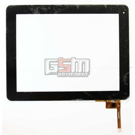 """Tачскрин (сенсорный экран, сенсор) для китайского планшета 9.7"""", 12 pin, с маркировкой E-C97003-06, для Assistant AP-109, Ritmix"""