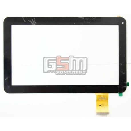 """Тачскрин (сенсорный экран, сенсор ) для китайского планшета 10.1"""", 50 pin, с маркировкой E-C10068-01, FPC100-014, размер 256*159"""