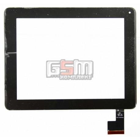 """Tачскрин (сенсорный экран, сенсор) для китайского планшета 8"""", 50 pin, с маркировкой QSD 8007-03, для Digma iDsD8, Modecom FreeT"""