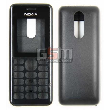 Корпус для Nokia 108, черный