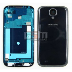 Корпус для Samsung I9500 Galaxy S4, чорний