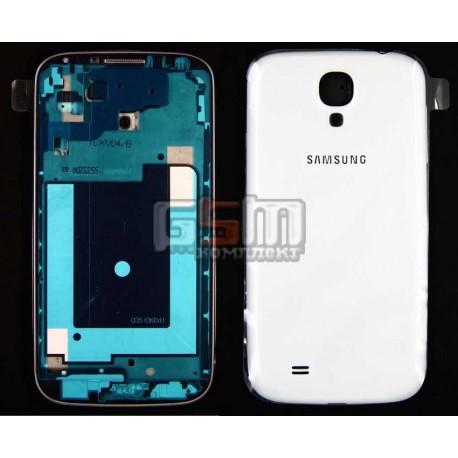 Корпус для Samsung I9500 Galaxy S4, белый