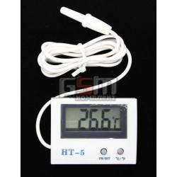 Термометр электронный HT-5 с внешним датчиком