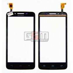 Тачскрин для Huawei Ascend Y511-U30 Dual Sim, черный