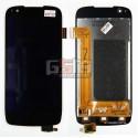 Дисплей для Fly IQ4405, черный, с сенсорным экраном (дисплейный модуль), 39 pin, original, G4530020067LA/G4530020061LA/15-22391-42501/28-11045-00021-YHA013
