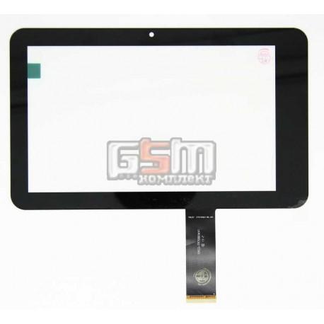 """Тачскрин для ZTE e-Learning PAD E7; китайского планшета, универсальный 7""""; Freelander PD10 3G; IconBIT NetTAB Sky 3G Duo; Digma"""