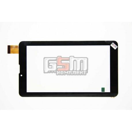 """Tачскрин (сенсорный экран, сенсор) для китайского планшета 7"""", 30 pin, с маркировкой FPC-70F2-V01, для Supra, Pixus Play Three,"""