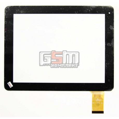 """Tачскрин (сенсорный экран, сенсор) для китайского планшета 9.7"""", 50 pin, с маркировкой QSD E-C97055-02, для InPad 9707, размер 2"""