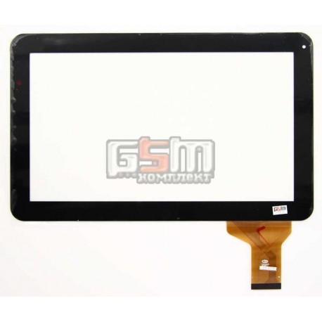 """Тачскрин (сенсорный экран, сенсор ) для китайского планшета 10.1"""", 50 pin, с маркировкой, FM101301KA, OPD-TPC0305, 300-l3709J-A0"""