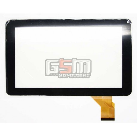 """Tачскрин (сенсорный экран, сенсор) для китайского планшета 9"""", 50 pin, с маркировкой TCP0436, HK90DR2004, FHX20131028, TPC8436,"""