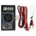 Мультиметр DT-838 (звук, термопара)