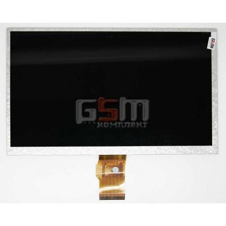 "Экран (дисплей, монитор, LCD) для китайского планшета 9"", 50 pin, с маркировкой BLC900-06B, HW90F-0A-0A-10, KPI20209, HDZ090BOEP"