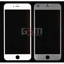 Стекло корпуса для Apple iPhone 6 Plus, белое