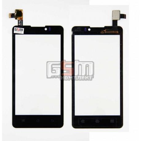 Тачскрин для Prestigio MultiPhone PAP 4505 DUO, черный