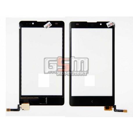Тачскрін для Nokia XL Dual Sim, чорний