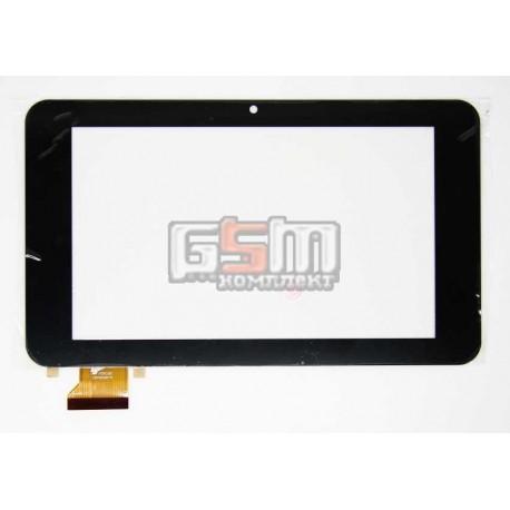 "Tачскрин (сенсорный экран, сенсор) для китайского планшета 7"", 50 pin, с маркировкой PINGBO PB70DR8173, для Cube U30GT mini, Ico"