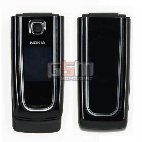 Корпус для Nokia 6555, черный, high-copy