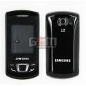 Корпус для Samsung E2550, черный, high-copy