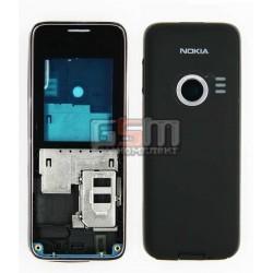 Корпус для Nokia 3500c, черный, high-copy