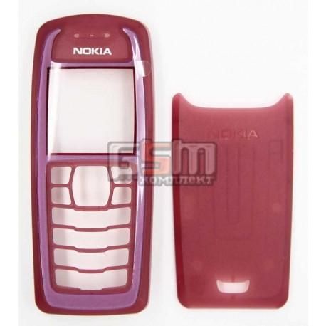 Корпус для Nokia 3100, красный, копия ААА