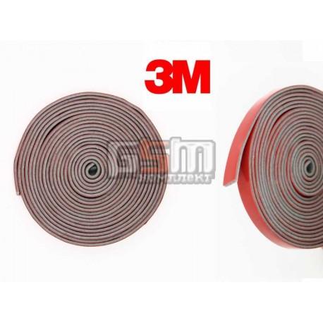 3M™ Двухсторонний скотч 4941 F/UR 6мм х 2м VHB, серый, акриловый, толщина 1,1мм