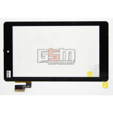 """Tачскрин (сенсорный экран, сенсор) для китайского планшета 7"""", 36 pin, с маркировкой SG5740A-FPC_V3/v4/v5-1, для Prestigio Multi"""