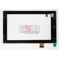 """Tачскрин (сенсорный экран, сенсор) для китайского планшета 7"""", 30 pin, с маркировкой TPT-070-360, TPC1463 ver5.0 E, для Megafon"""