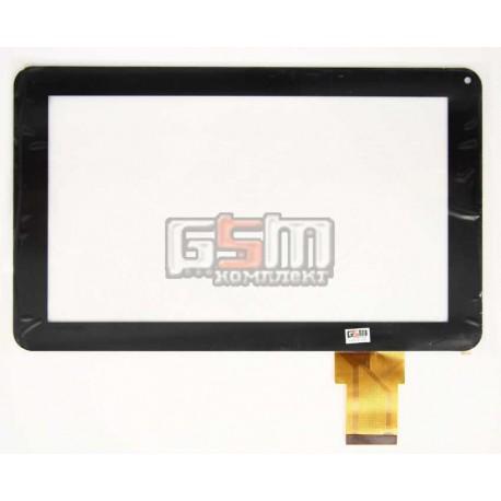 """Tачскрин (сенсорный экран, сенсор) для китайского планшета 9"""", 50 pin, с маркировкой 300-N3849M-A00-V1.0, LHJ0206 FPC V01 для R"""