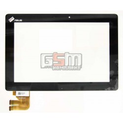 Тачскрин для планшета Asus Eee Pad TF300, Eee Pad TF301, черный, (версия G03), #69.10I21.G03