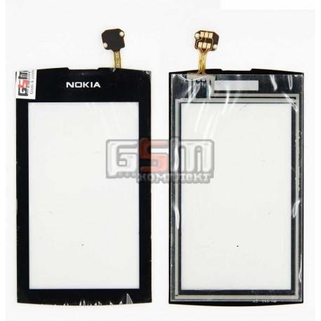 Тачскрин для Nokia 305 Asha, 306 Asha, черный копия