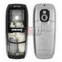 Корпус для Samsung x630, копия AAA, серый