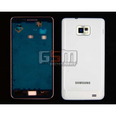 Корпус для Samsung I9100 Galaxy S2, белый