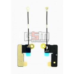Шлейф для Apple iPhone 5, Wi-Fi антенны, с компонентами