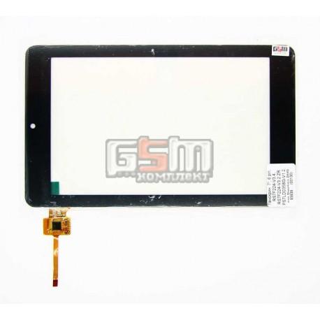 "Tачскрин (сенсорный экран, сенсор) для китайского планшета 7"", 6 pin, с маркировкой RS7F224-V3.4, RS7F224-V3.2 ZR, PS7LD0358G-V1"