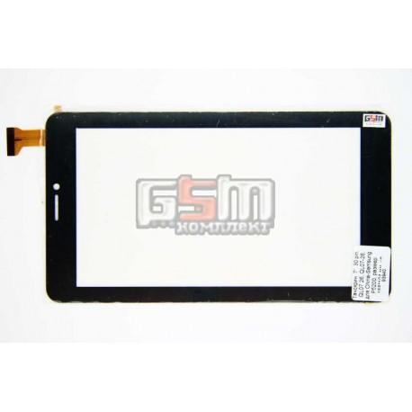 """Tачскрин (сенсорный экран, сенсор) для китайского планшета 7"""", 30 pin, с маркировкой QL07 26, QL07-26, RSD-005-007 J, для China-"""