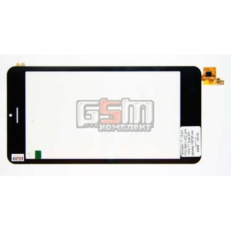 """Tачскрин (сенсорный экран, сенсор) для китайского планшета 7"""", 10 pin, с маркировкой FPC-68A1-V02, для PiPo T1 Dual Sim, размер"""