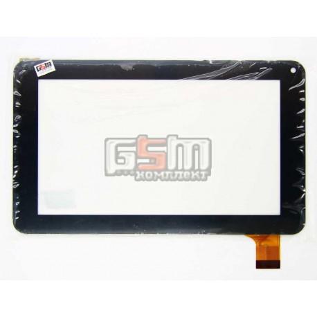 """Tачскрин (сенсорный экран, сенсор) для китайского планшета 7"""", 30 pin, с маркировкой CZY6411A01-FPC, CZY6411A01-FPC, CZY6410A01,"""