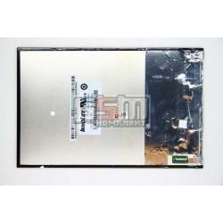 Дисплей для планшетов Asus FonePad 7 ME373CG (1Y003A), FonePad HD7 ME372, FonePad HD7 ME372CG K00E, MeMO Pad HD 8 ME150A, MeMO Pad HD7 Dual SIM ME175KG (K00S), MeMO Pad HD7 ME173X Rev.2 (K00B), #GN070ICNB040S/N070ICN-GB1