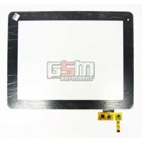 """Tачскрин (сенсорный экран, сенсор) для китайского планшета 9.7"""", 10 pin, с маркировкой 3008-CT097GG017, 3008-0037, FPCA09700900-"""
