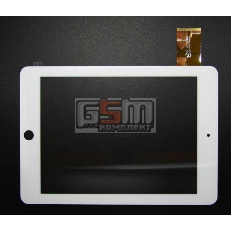 """Tачскрин (сенсорный экран, сенсор) для китайского планшета 8"""", 50 pin, с маркировкой HK80DR2044, для Assistant, Lenovo-China, OE"""
