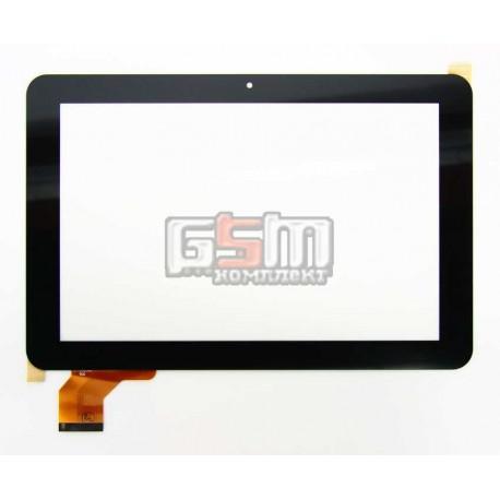 """Tачскрин (сенсорный экран, сенсор) для китайского планшета 10.1"""", 50 pin, с маркировкой LT10025A0 TCX, RP-236A-101.1-FPC-01, для"""