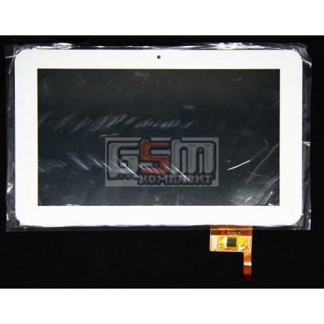 """Tачскрин (сенсорный экран, сенсор) для китайского планшета 9"""", 12 pin, с маркировкой OPD-TPC0027, с отверстием под камеру по цен"""