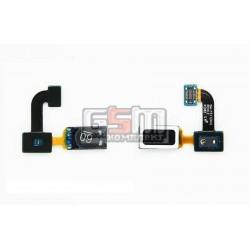 Шлейф для планшета Samsung T311 Galaxy Tab 3 8.0 динамика, с динамиком и датчиком