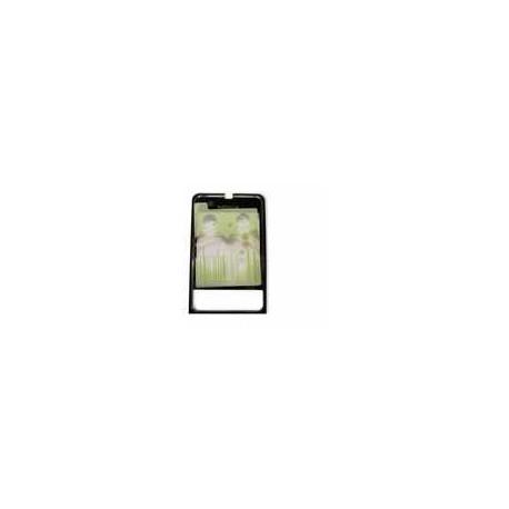 Стекло корпуса для Nokia 3250, черный