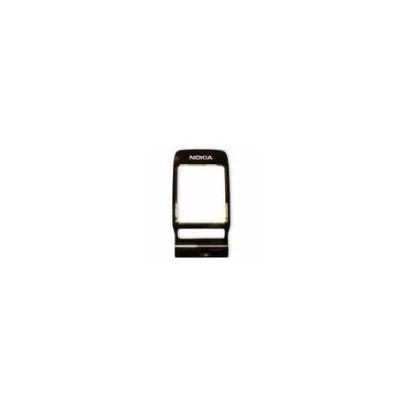 Стекло корпуса для Nokia 6060, черный